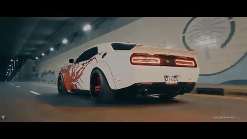 Dodge Challenger HELLCAT Showtime _ TroyBoi - Do You_ (Bass Boosted) 2018.mp4