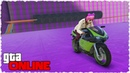 GTA Online непроходимая гонка на Bati 801