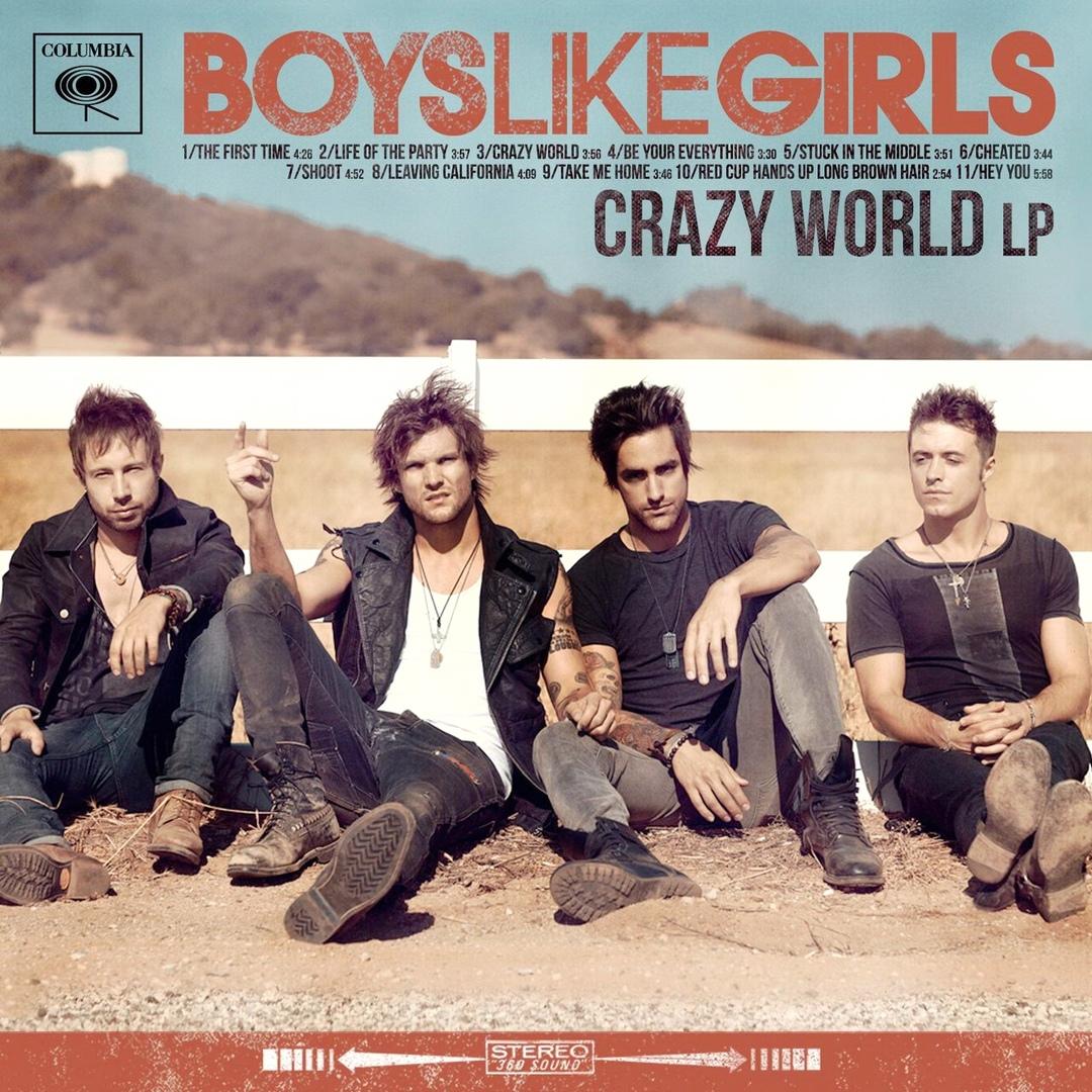 Boys Like Girls - Crazy World