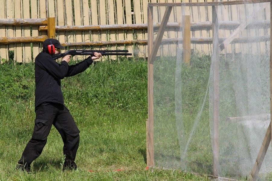 Коломна, Практическая стрельба из ружья