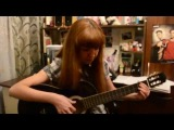 Вика Кудрявцева - Я могу тебя очень ждать (на стихи Э.Асадова)
