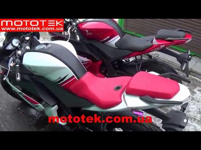 Видео обзор мотоцикла Xgjao XGJ 250 Mototek