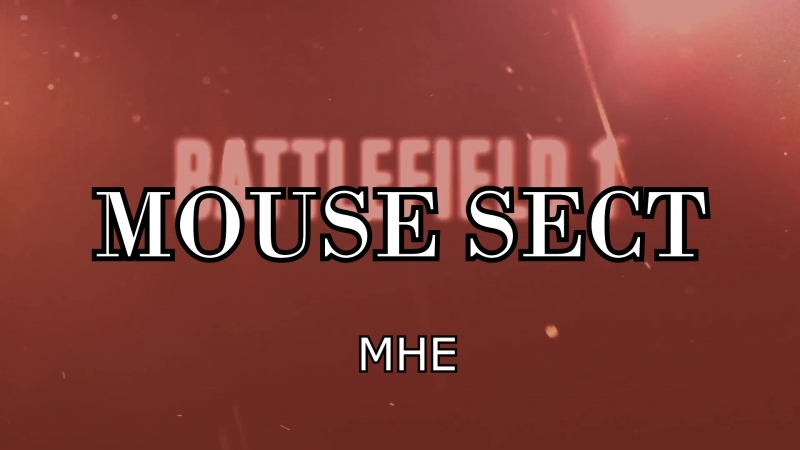 MOUSE SECT TRAILER