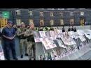 «Евробляхеры» пикетируют Кабмин Украины, требуя новых льгот и хороших дорог