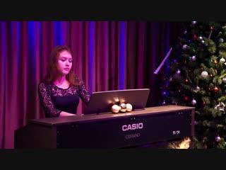 Алиса Лопарева (автор музыки, фортепиано) Этюд - картина
