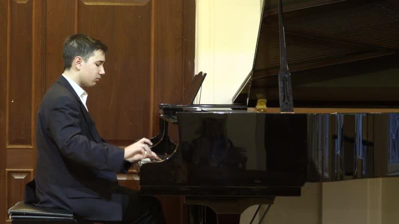 Рахманинов Прелюдия D-dur, op.23, №4