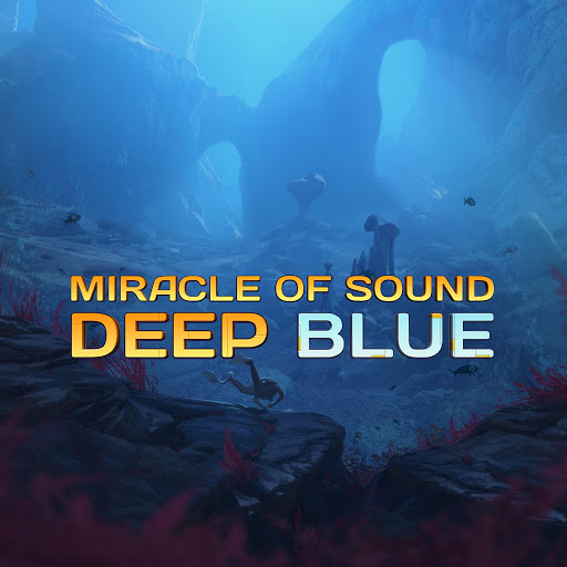 Miracle of Sound альбом Deep Blue
