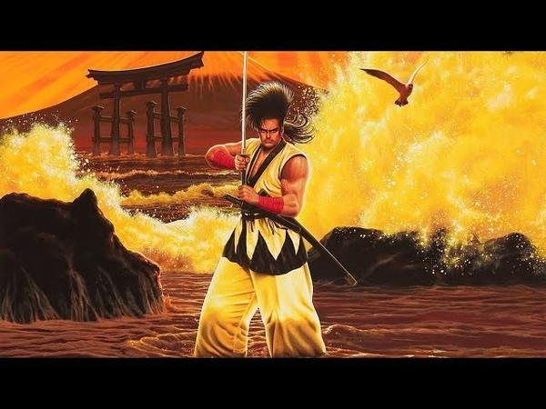 Альманах жанра файтинг - Выпуск 39 - Samurai Shodown