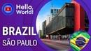 САН-ПАУЛУ • Sao Paulo / БРАЗИЛИЯ