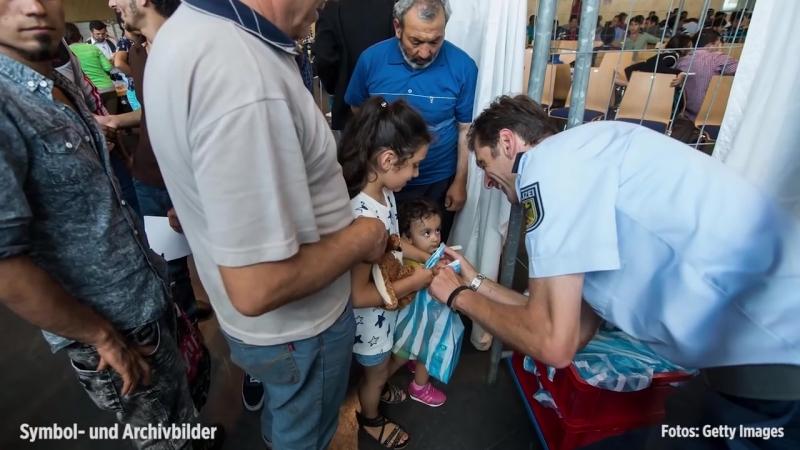 AfD unterstützt Untersuchungsausschuss zu Merkels Flüchtlingspolitik