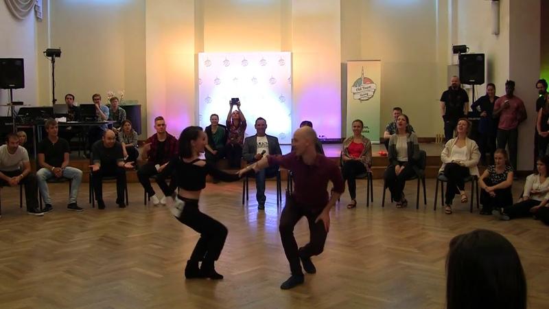 Old Town Swing 2018 - Advanced JnJ Final - Renars Sirotins Ilmira Galieva - 1st place