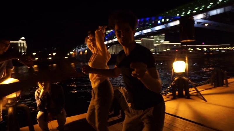 Самба 2 Open air Бальные танцы в Парке Горького Москва 14 августа 2018