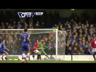Челси 3:1 Манчестер Юнайтед  | Обзор матча HD