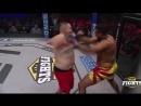 LFA50 Raphael Pessoa def. Brian Heden via TKO 149 into Round 1.