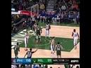 Giannis Antetokounmpo dunks on Ben Simmons, but Simmons responds