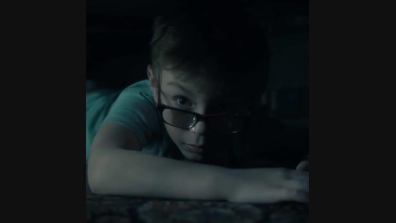 Призраки Дома На Холме — Маленький Люк и Человек в шляпе-котелке