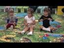 Детская танцевальная студия Дети на паркете группа от 3 до 4 лет.