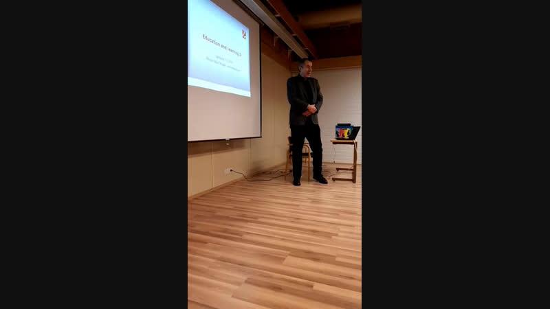 Finnish Education part 2, Winter School for ESL Teachers