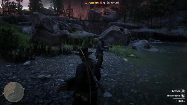 MJRAMON пришёл увидел победил или ловлярыбы на стрелу
