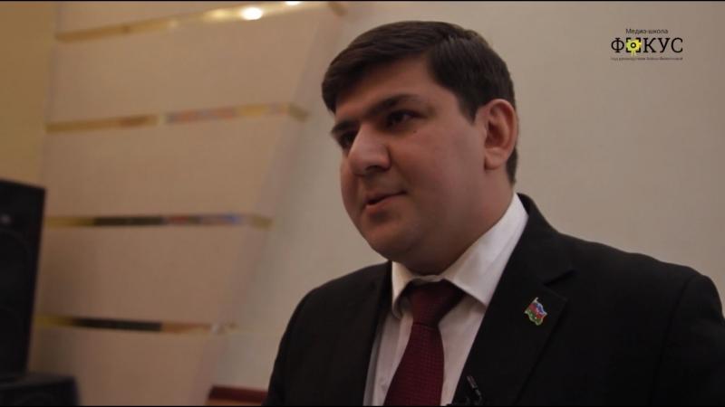 Юбилей Азербайджанской Автономии в Ярославле ЯРООАНКА 20 лет
