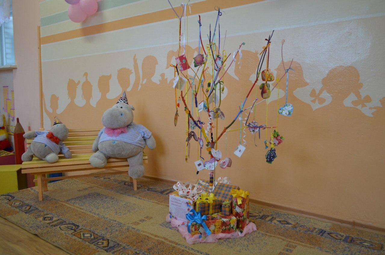 Поделки для детского сада на стене 873