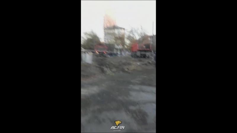 Хотят построить дом на Советской возле школы