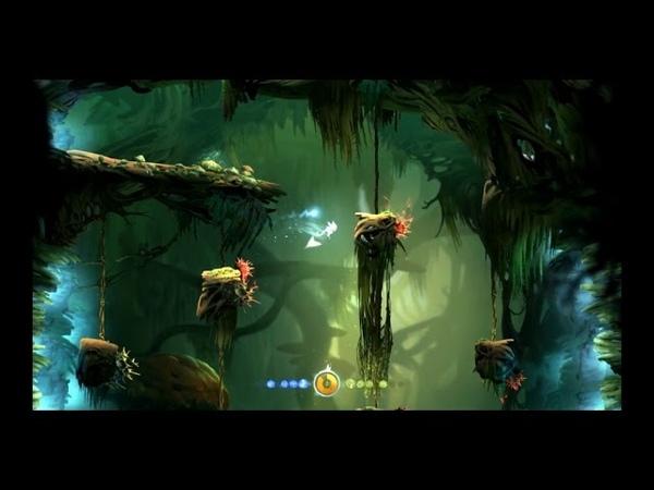 ВЕСЕЛО, НО СЛОЖНО)) -=ORI AND THE BLIND FOREST=- ЧАСТЬ ЧЕТВЕРТАЯ