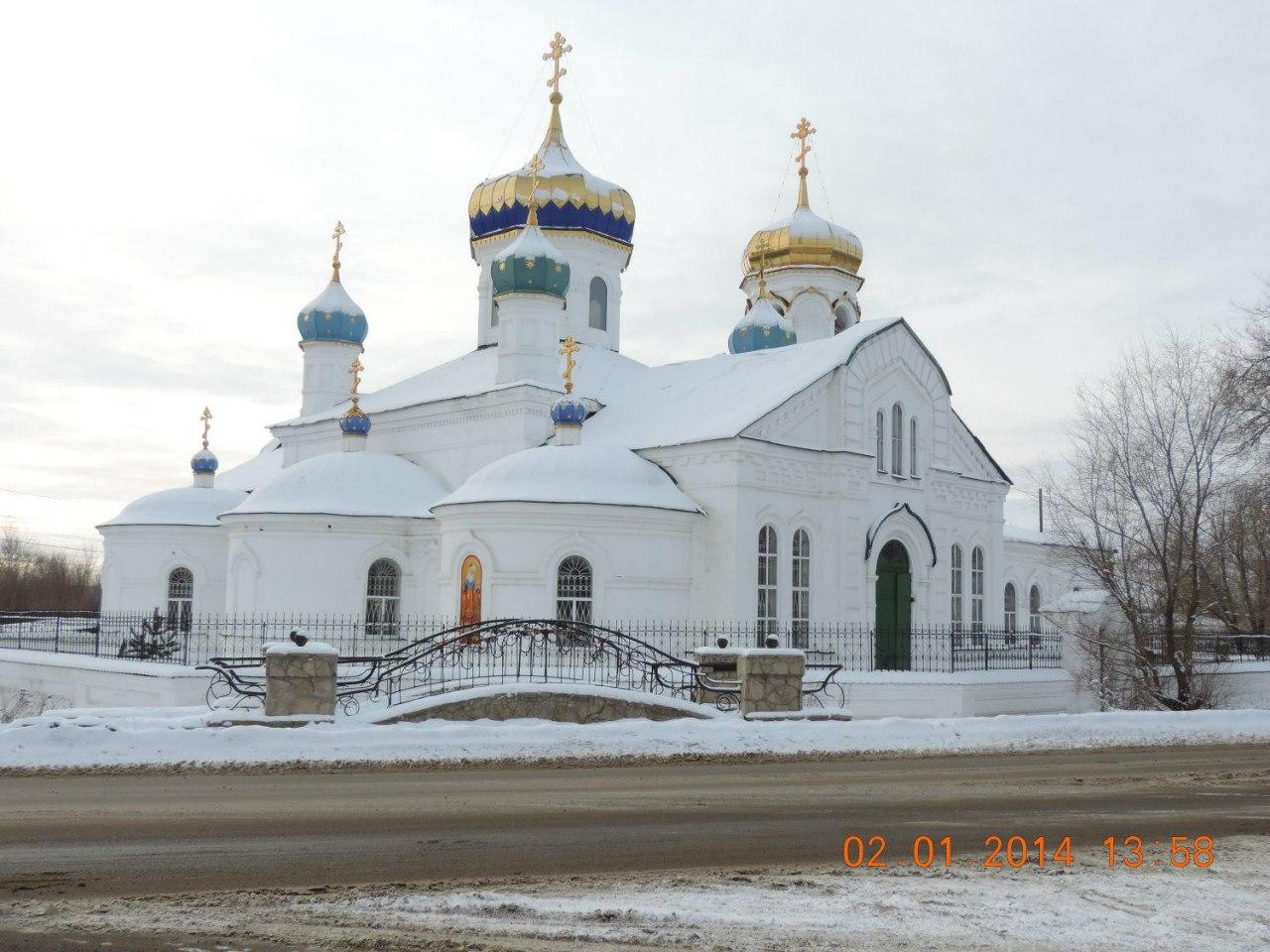 Церковь Александра Невского (03.02.2014)