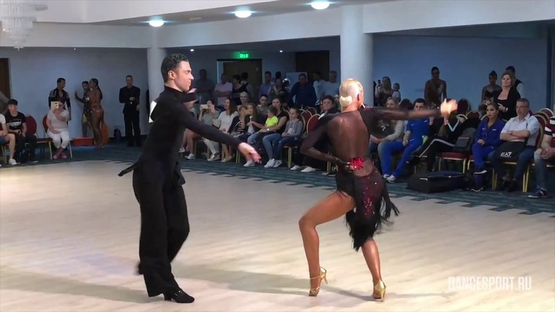 Jokubas Venckus - Migle Klupsaite, LTU, 12 Samba