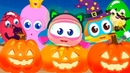 Eğitici çizgi filmi Bibabu ile Cadılar Bayramı kutluyoruz
