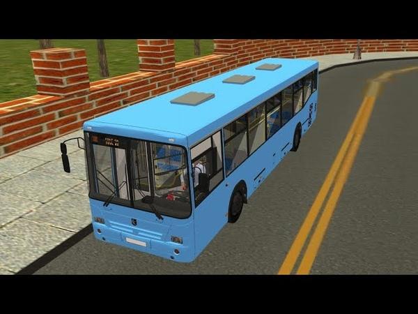 Нефаз для игры proton bus simulator. Русский мод
