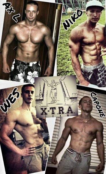 Новая команда - X-T.R.A.