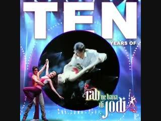 10 Years Of Rab Ne Bana Di Jodi