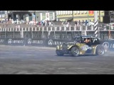 Moscow City Racing 2014 - Drift Show Terry Grant