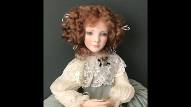 Автор куклы - Ольга Сукач (Москва)
