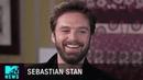 Sebastian Stan Talks 'I, Tonya' Auditions for Luke Skywalker | MTV News