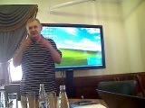 Девятые Лебедевские чтения 2013 -- первый коллоквиум (Сапов, Куряев)