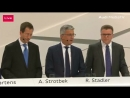 Audi Chef Stadler im Zuge des Abgasskandals vorläufig