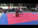 Сармеков Максот Олимп34 занимает 2-е место на чемпионате Волгоградской области по боевому самбо в вес. кат. до 68 кг.
