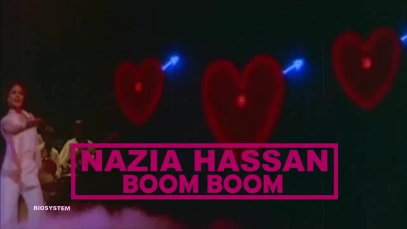 NAZIA HASSAM - BOOM BOOM(CLASIC DISCO 80)