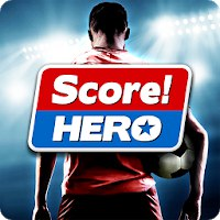 Score! Hero [Мод: много денег]