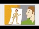 """Le parti del corpo. """"Pinocchio sbagliato"""" ¦ Italiano per bambini con ALMA Edizioni"""