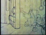 Snow White - Pencil Test - dwarfs by Ward Kimball,Fred Spencer, Bill Tytla, Marvin Woodward, Dick Lundy, Bill Roberts. Snow White animated by Grim Natwick