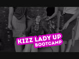 KiZZ Lady UP. Kizomba Bootcamp. Александра Сирото