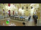 Путин и Конте проводят встречу с представителями бизнеса — LIVE