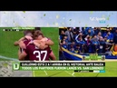 Boca Jrs. - Central  1er. Tiempo   Superliga Argentina 2018