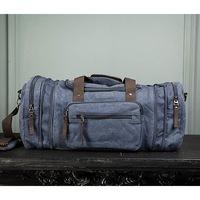 1eb7426ee84b BAG477-3 Большая сумка для поездок синего цвета