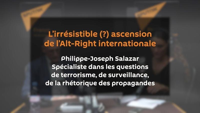 L'irrésistible () ascension de l'Alt Right internationale