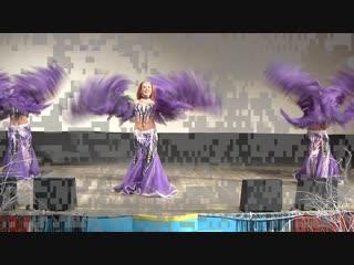 Наши гости - шоу балет Мирабель! Райские птицы