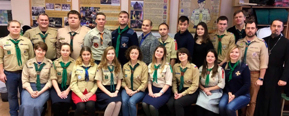 В Костроме состоялся съезд руководителей ВВО
